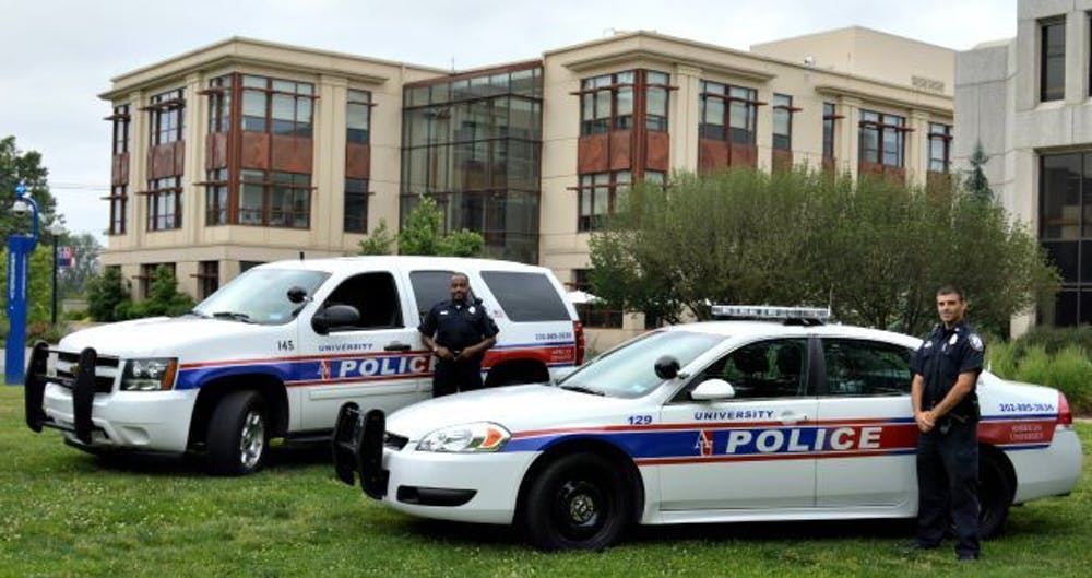Two AU security officials tapped as consultants for Capitol Police