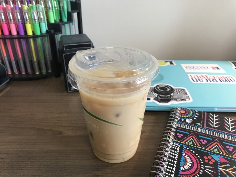 Following eco-friendly trend, Davenport Coffee Lounge goes strawless