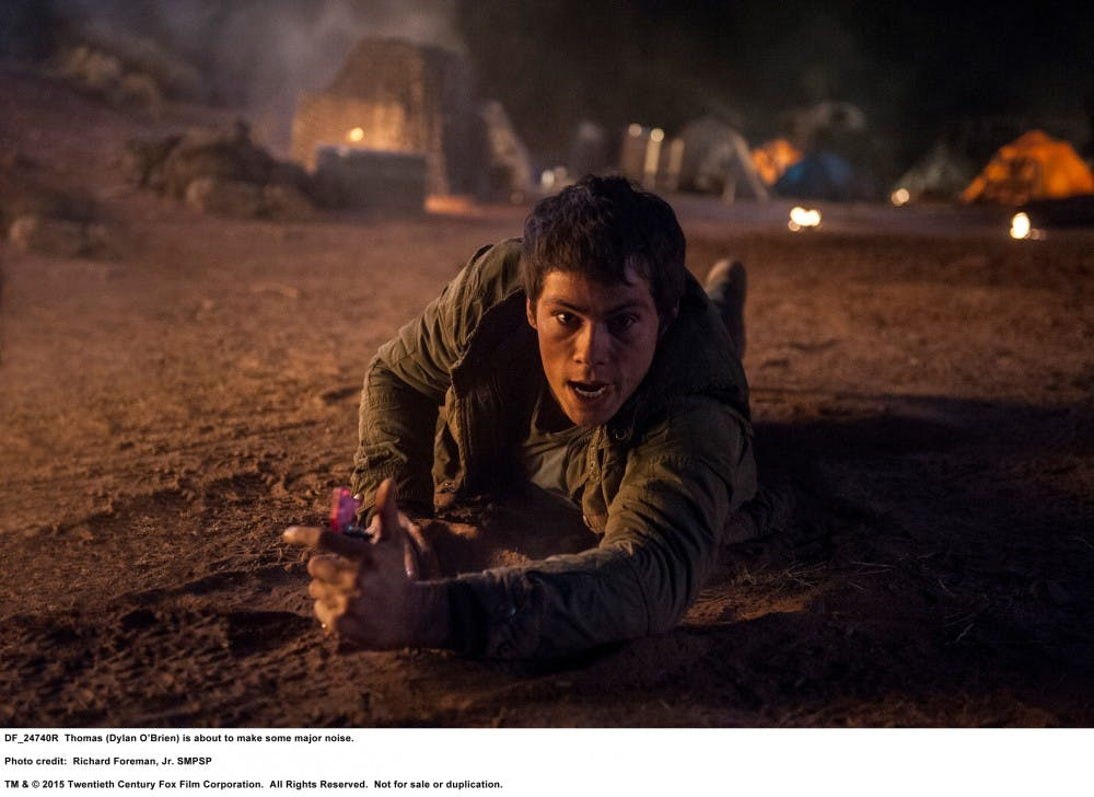Movie Review: The Scorch Trials