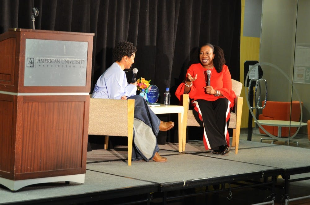 Women's Initiative welcomes Tarana Burke, founder of #MeToo movement, to campus