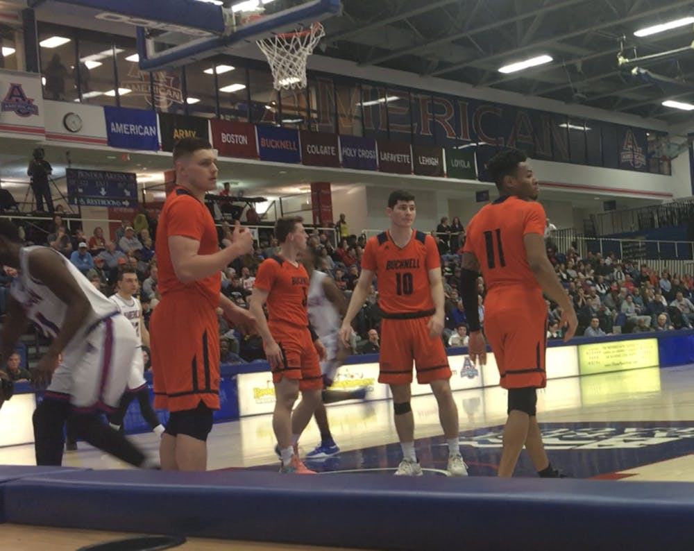 Bucknell men's basketball team profile for the 2019-2020 season