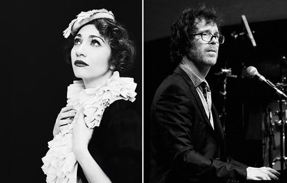 Regina Spektor and Ben Folds performed a special one-off show together in Virginia