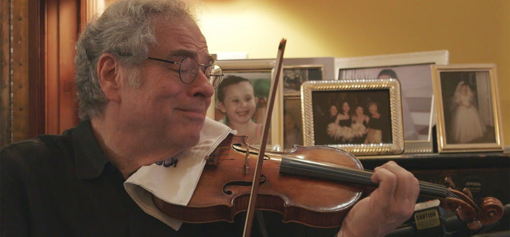 'Itzhak' is a portrait of charismatic, world renowned musician