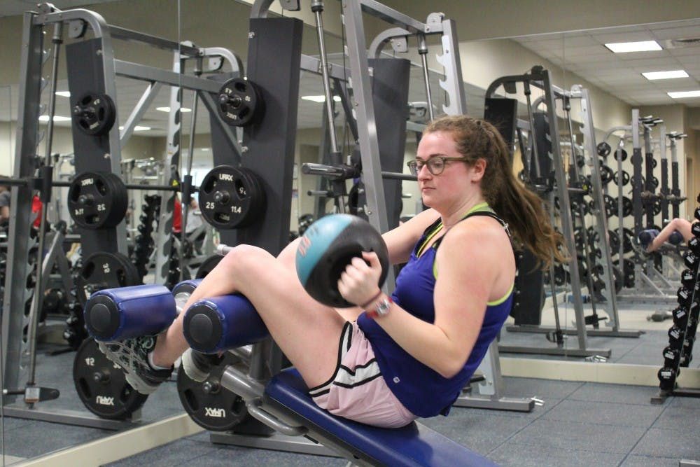 """""""Women on Weights"""" empowers women to reclaim the gym"""