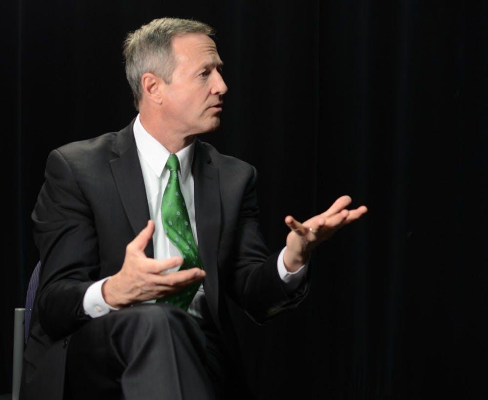 Martin O'Malley 'seriously considering' presidential run