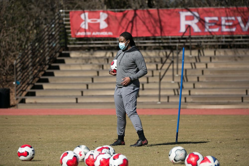 AU women's soccer changes mentality with new coaching staff and upcoming season