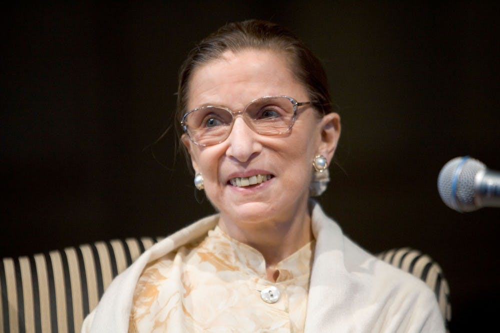 Ruth Bader Ginsburg to attend Washington College of Law ribbon cutting