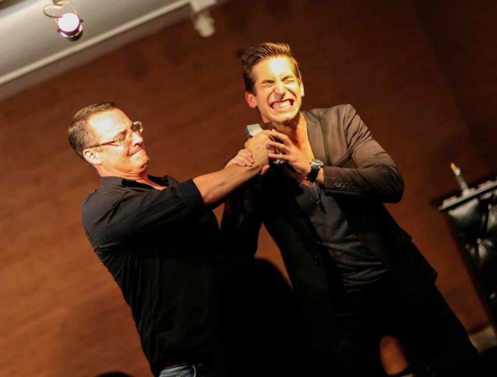 DC magician works his magic at LivingSocial