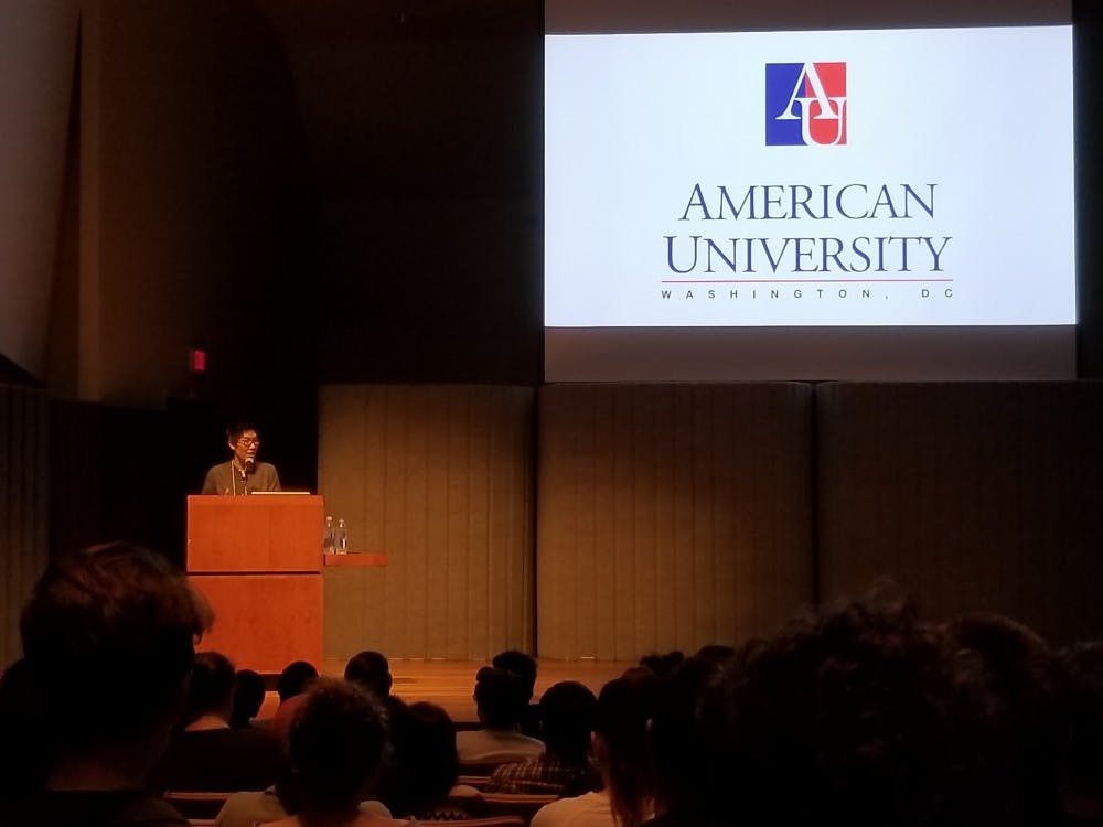 """AU plays host to """"Thinking Trans // Trans Thinking"""" conference"""