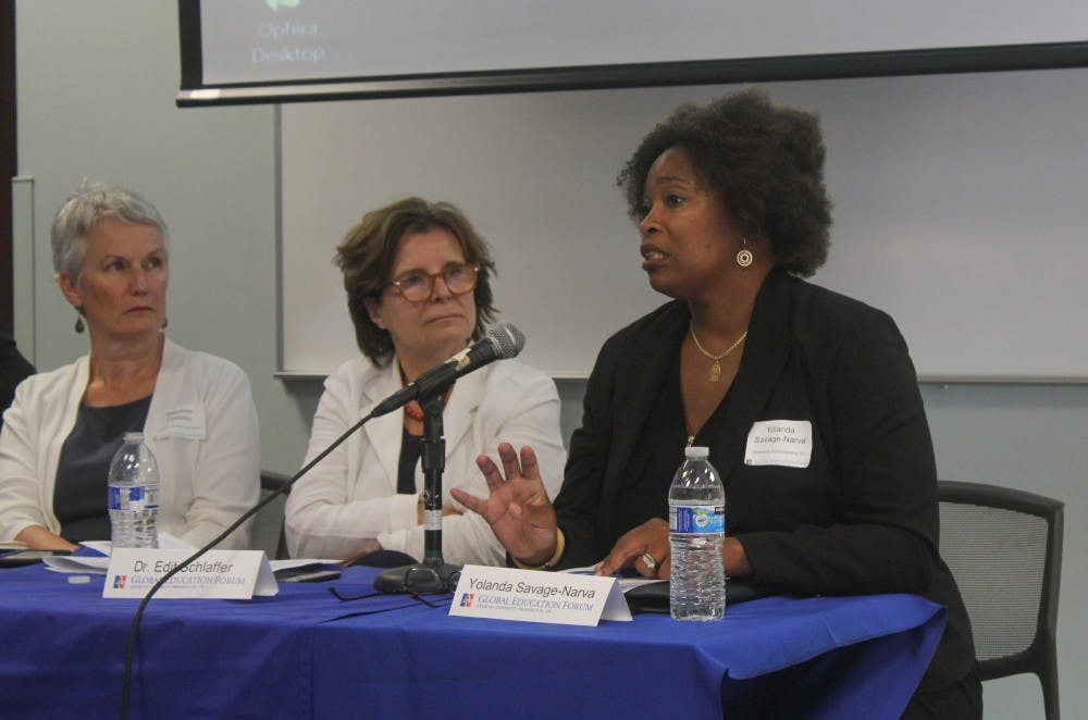 Global Education Forum takes aim at hate in education and community