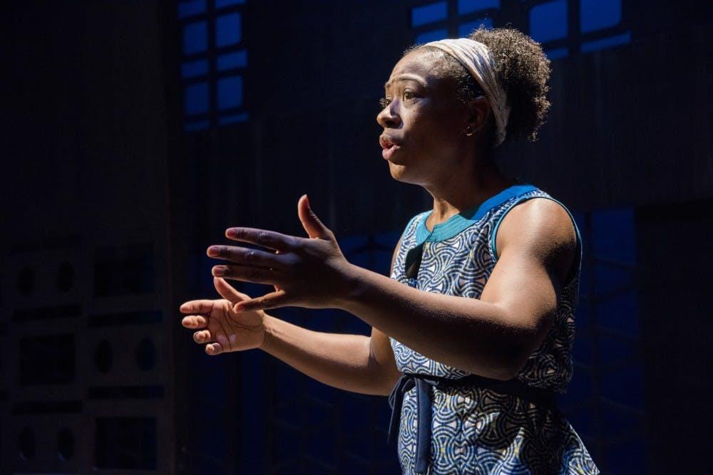 Theater professor opens 2018 Women's Voices Festival