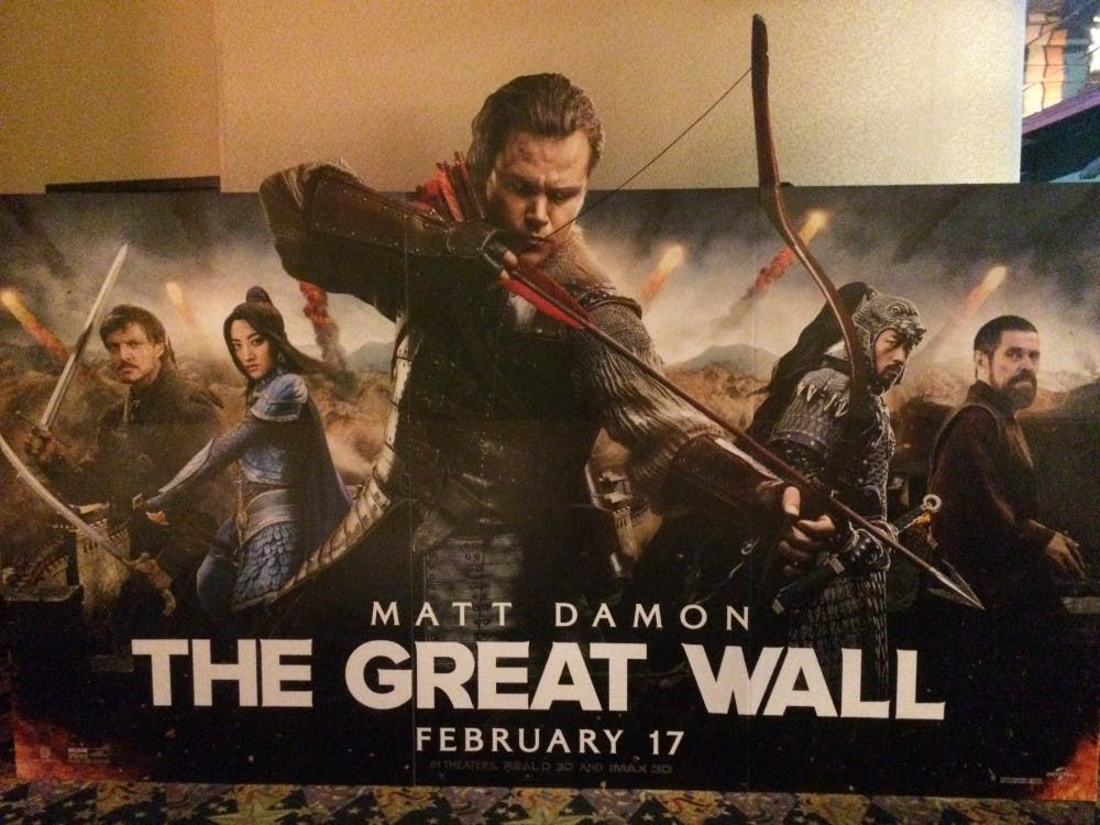 """""""The Great Wall"""" has great visuals, but not a great plot"""