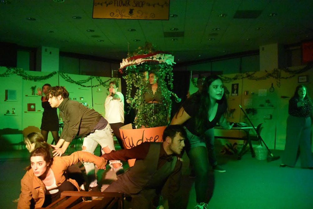 """Little Shop of Horrors"" brings elements of comedy, horror and drama to the stage"