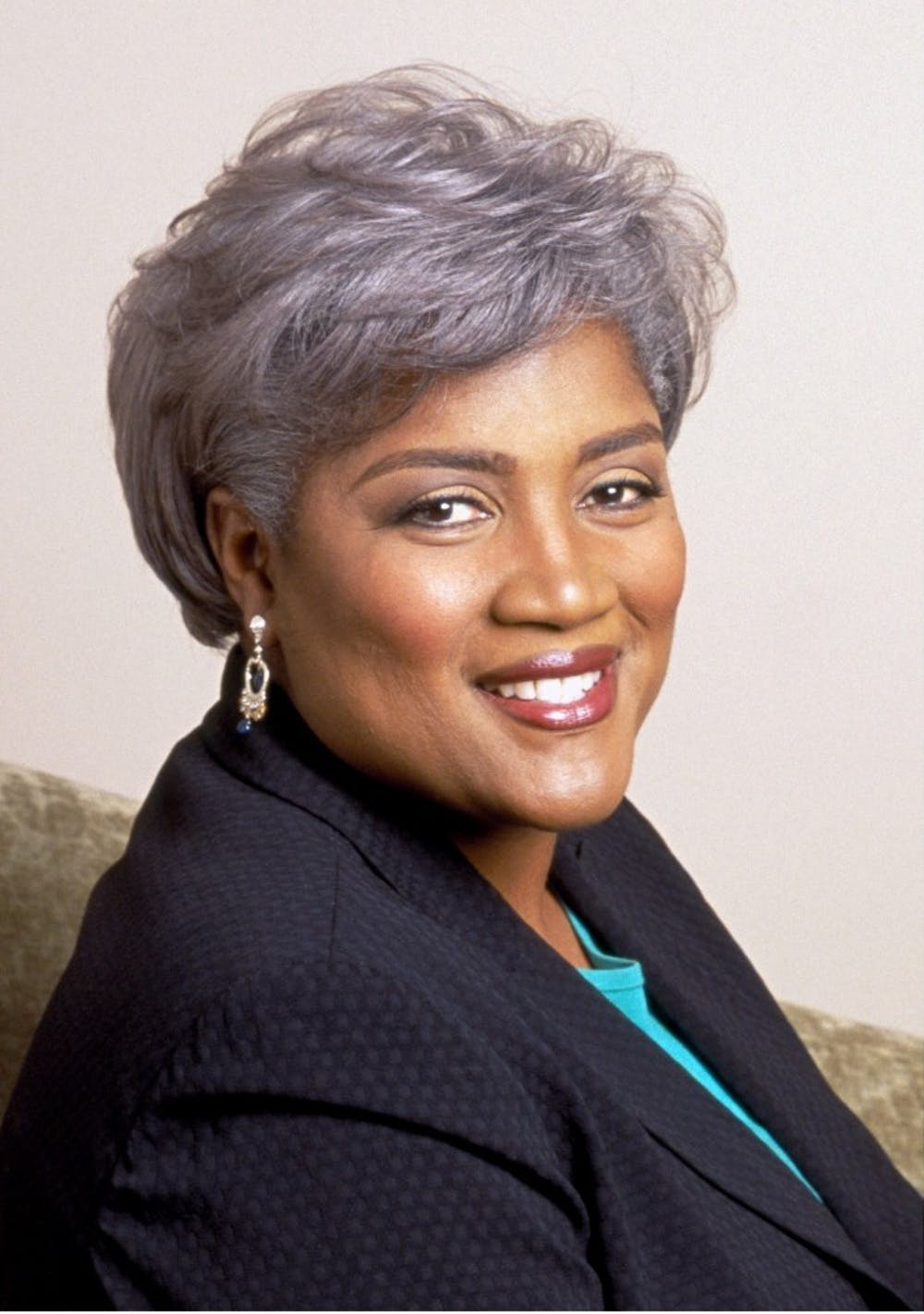 Donna Brazile named WONK of the Year