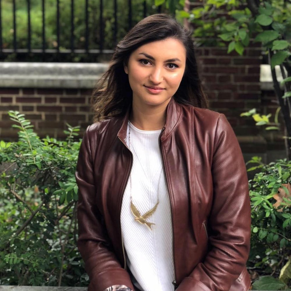 Lydia Calitri named The Eagle's 2019-2020 editor-in-chief