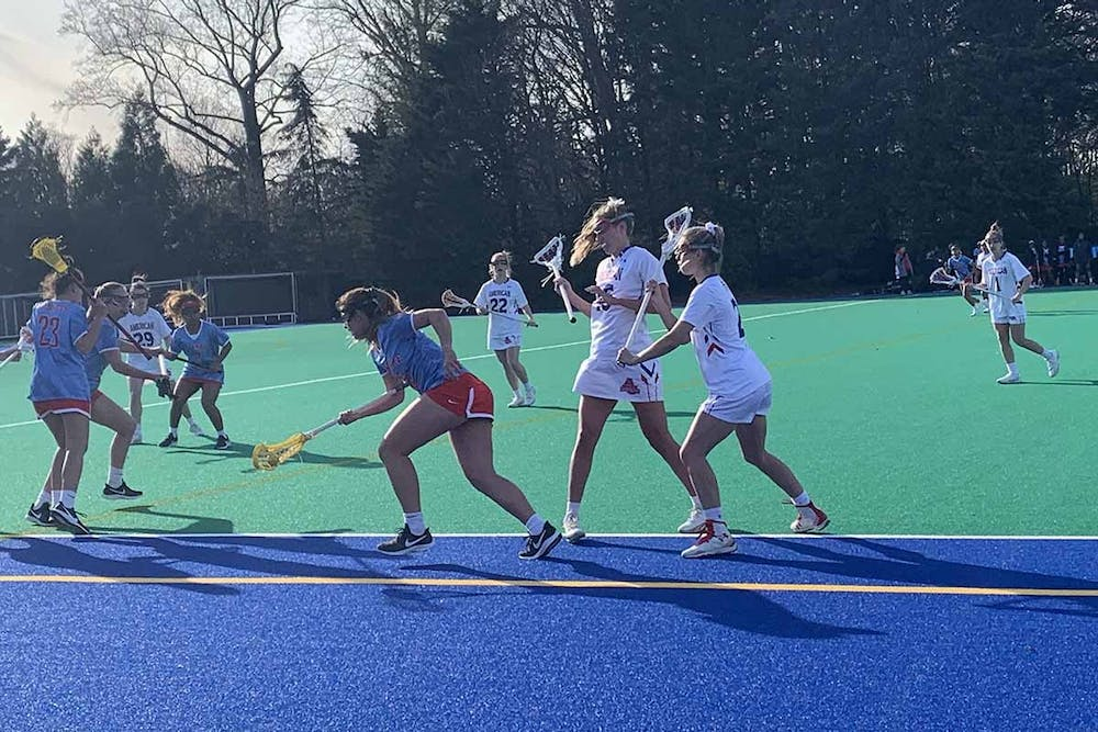 AU Lacrosse dominates in home-opener