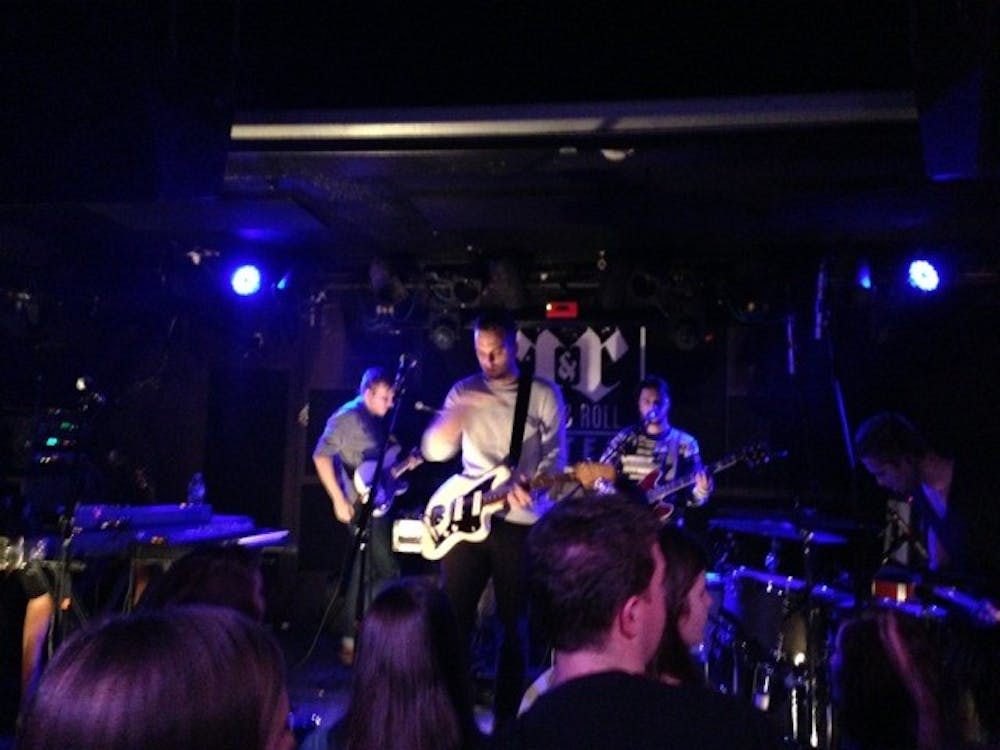 Sir Sly seriously rocks at Rock and Roll Hotel