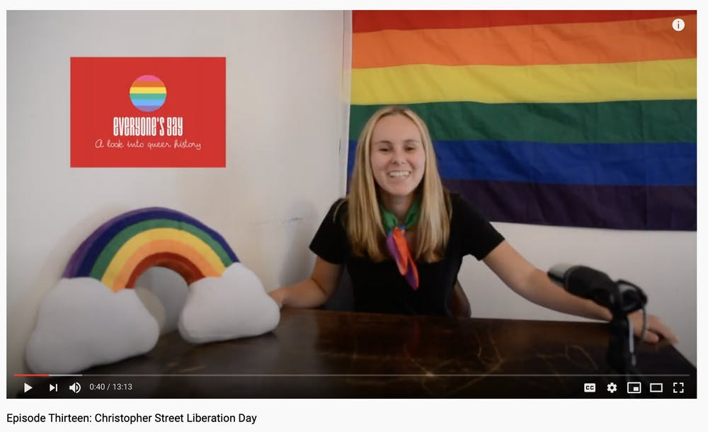 LGBTQ+ Activist Spotlight: How Alexis Arrington turned her favorite topic of conversation into an educational web series