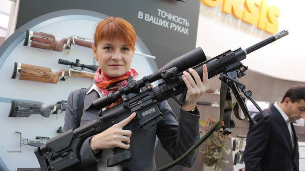 Russian operative and recent AU graduate Maria Butina pleads guilty to conspiracy charge