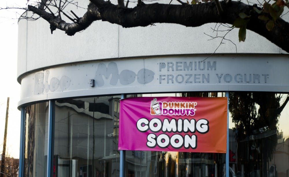 Dunkin' Donuts to open Tenleytown location
