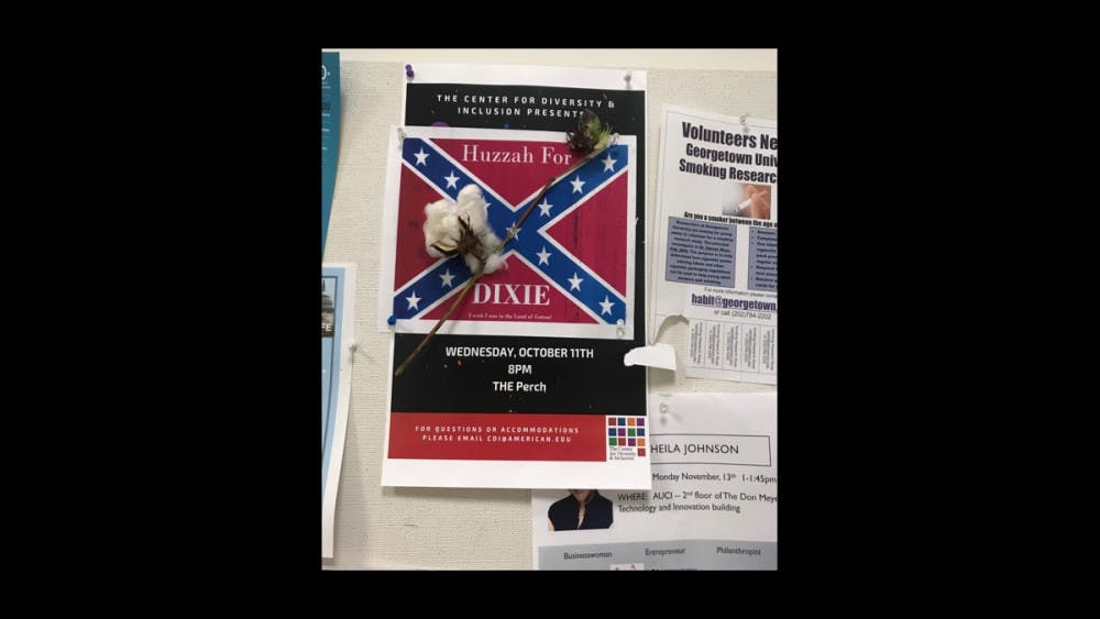 President Burwell to lead town hall Wednesday after Confederate flags hung at American University