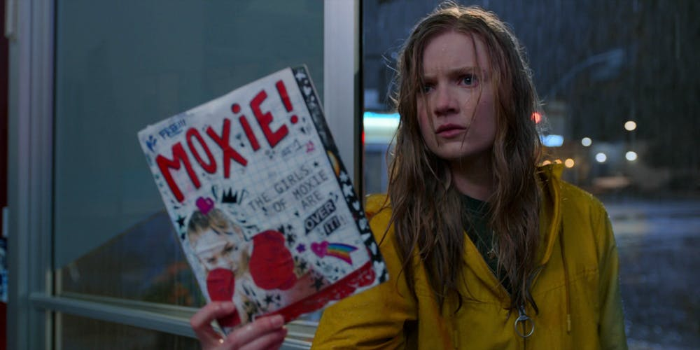 'Moxie' attempts intersectional feminism but falls flat