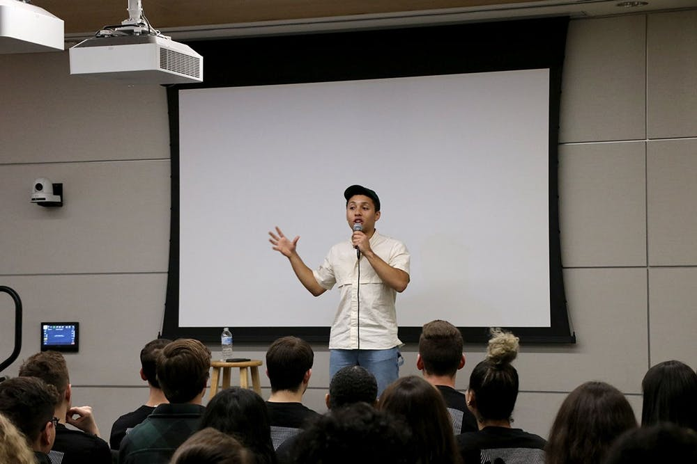 """Jaboukie Young-White of """"The Daily Show"""" comes to AU"""
