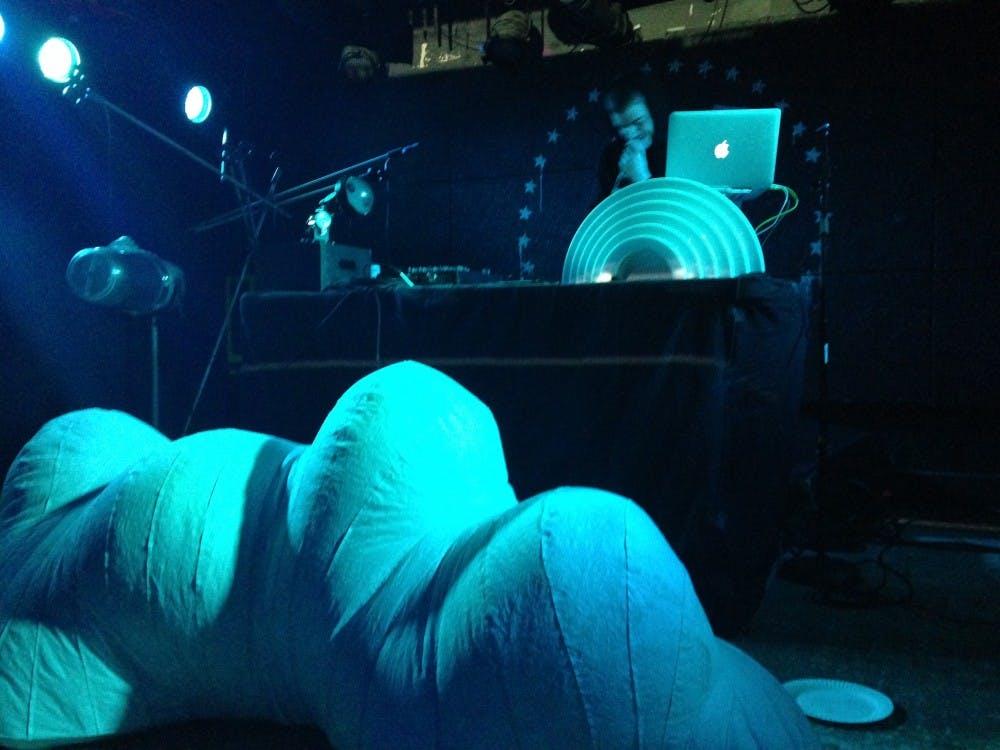 Ryan Hemsworth entertains at U Street Music Hall show