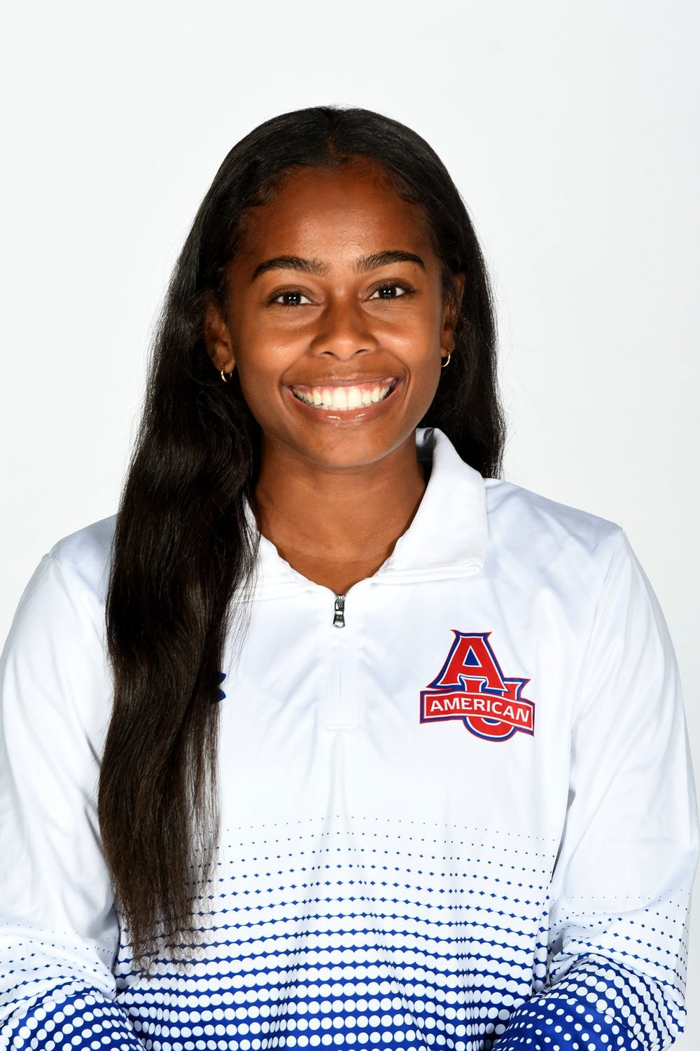New track and cross country assistant coach Tyra Massey is ready to take on new challenges