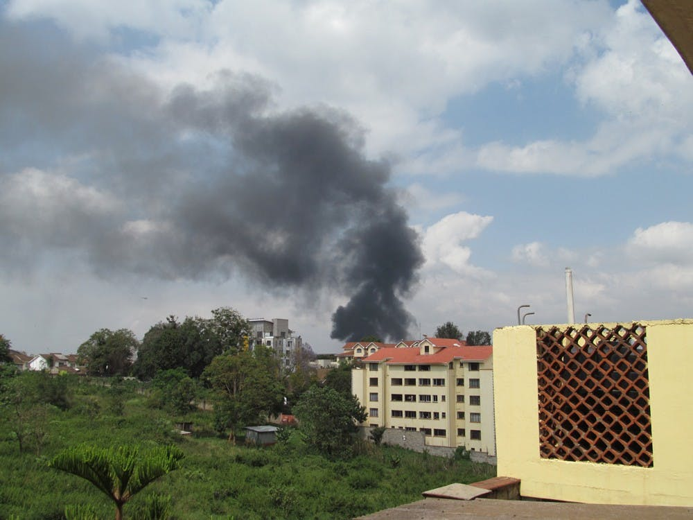 Making sense of the Nairobi mall shooting