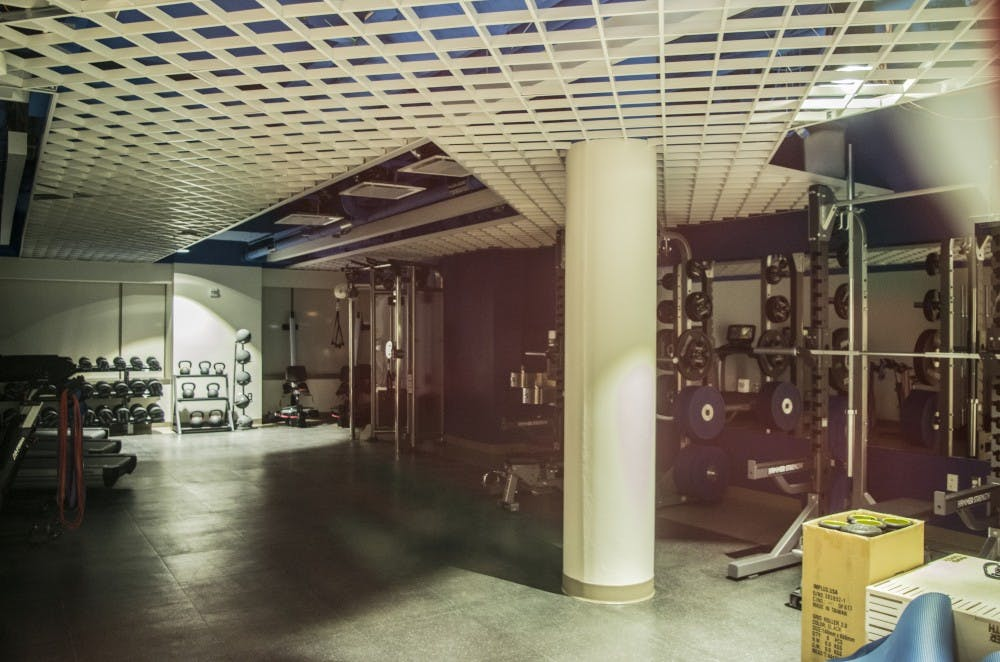 Congressional Fitness Center to open on East Campus