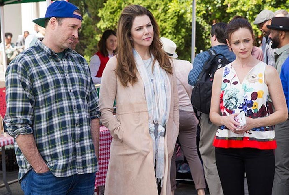 """Gilmore Girls"" revival proves you can't really return home again"