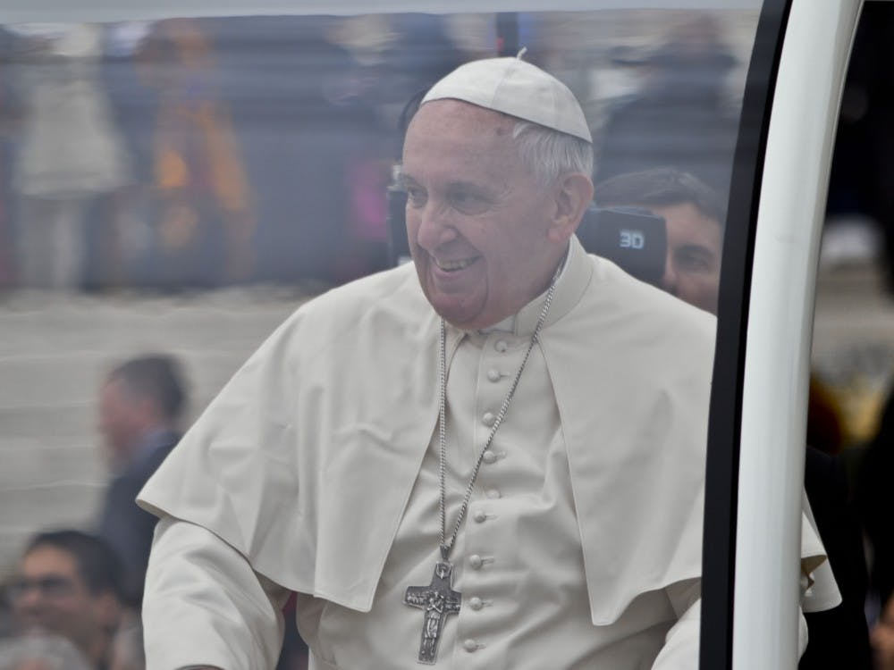 """Popemobile"" equals restaurant deals"