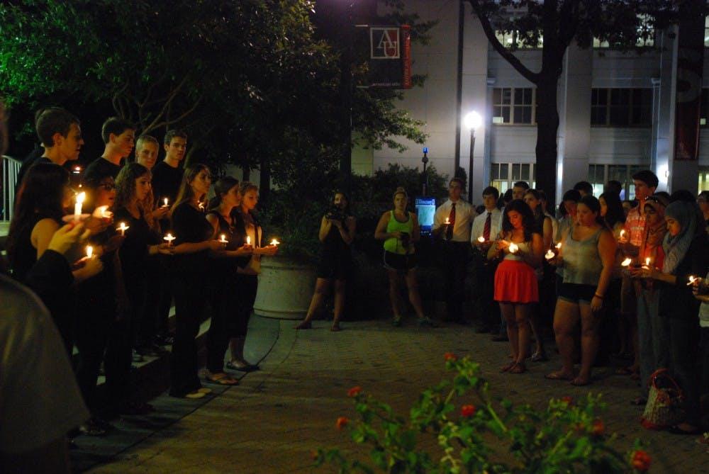 AU honors 9/11 victims