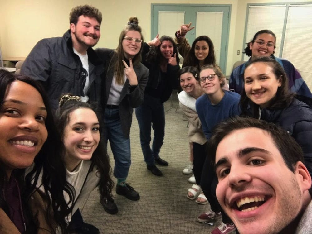 AU Club Feature: AU Improv takes advantage of social media to create community online
