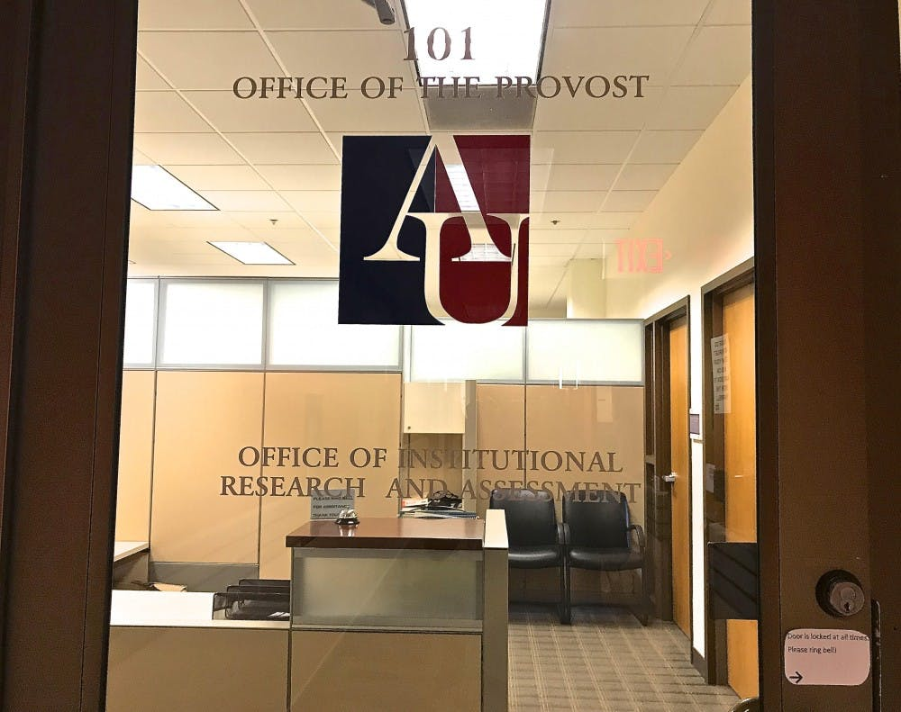 Search continues for AU's next provost