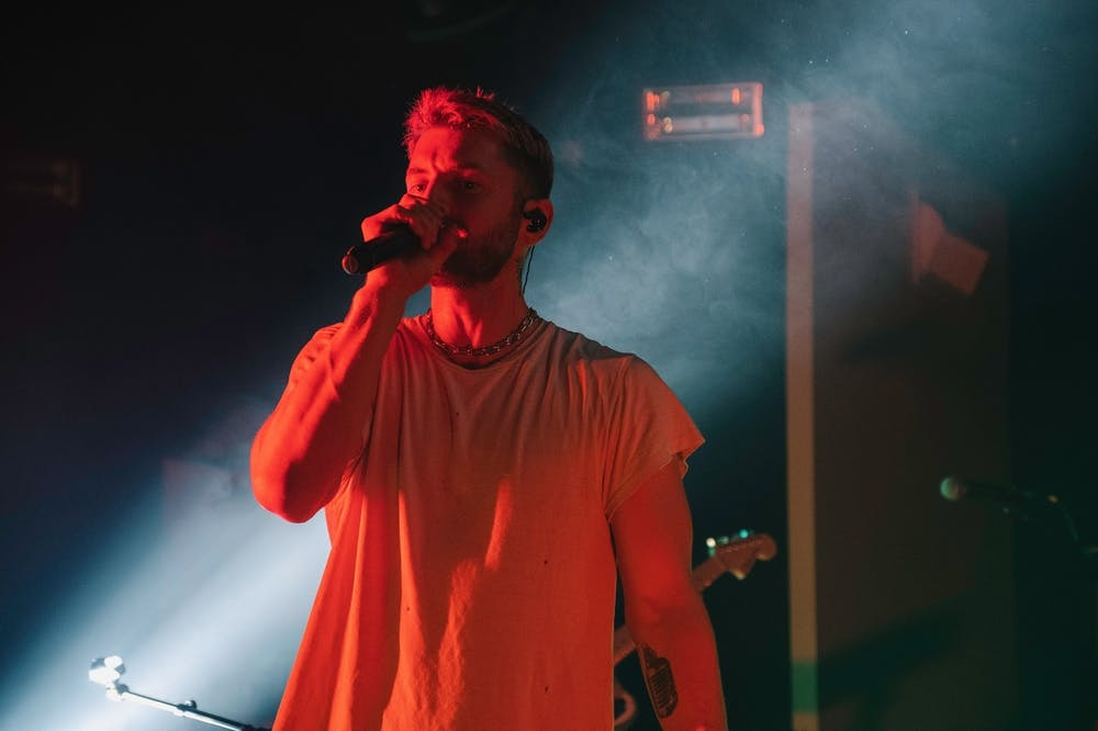 "Marc E. Bassy debuts his new deluxe album ""PMD"""