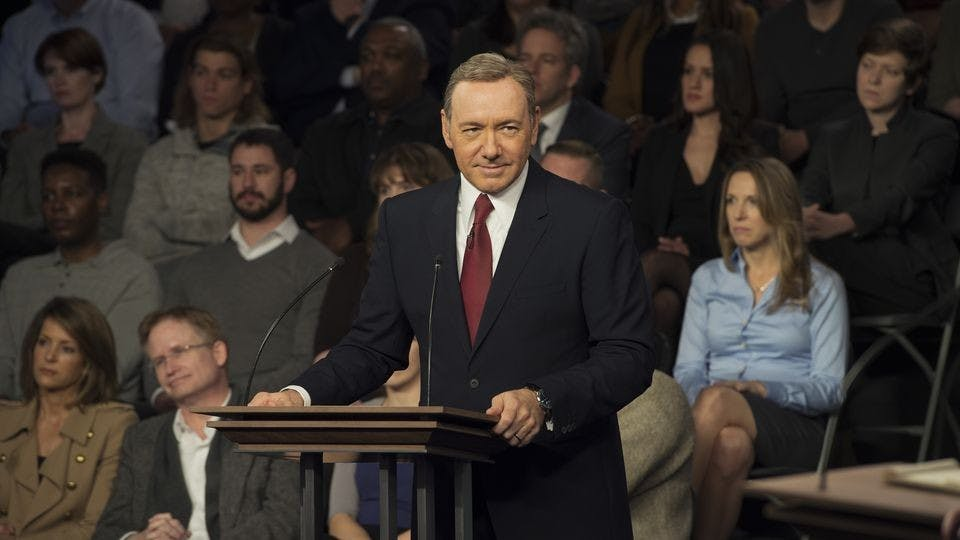 """The M&M Report: """"House of Cards"""" and """"Fresh Off the Boat"""""""