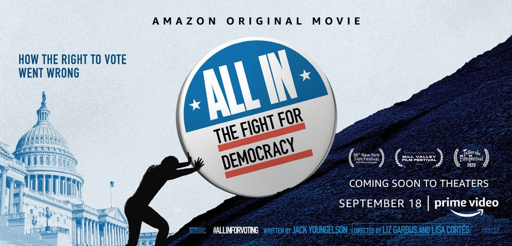 'All In: The Fight for Democracy' shows the troubling history of voter suppression in the US