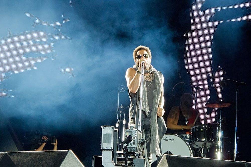 Lenny Kravitz to perform at the Anthem on Sept. 24