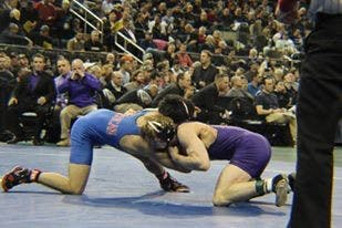 Seniors fight for glory at NCAA Wrestling Championships