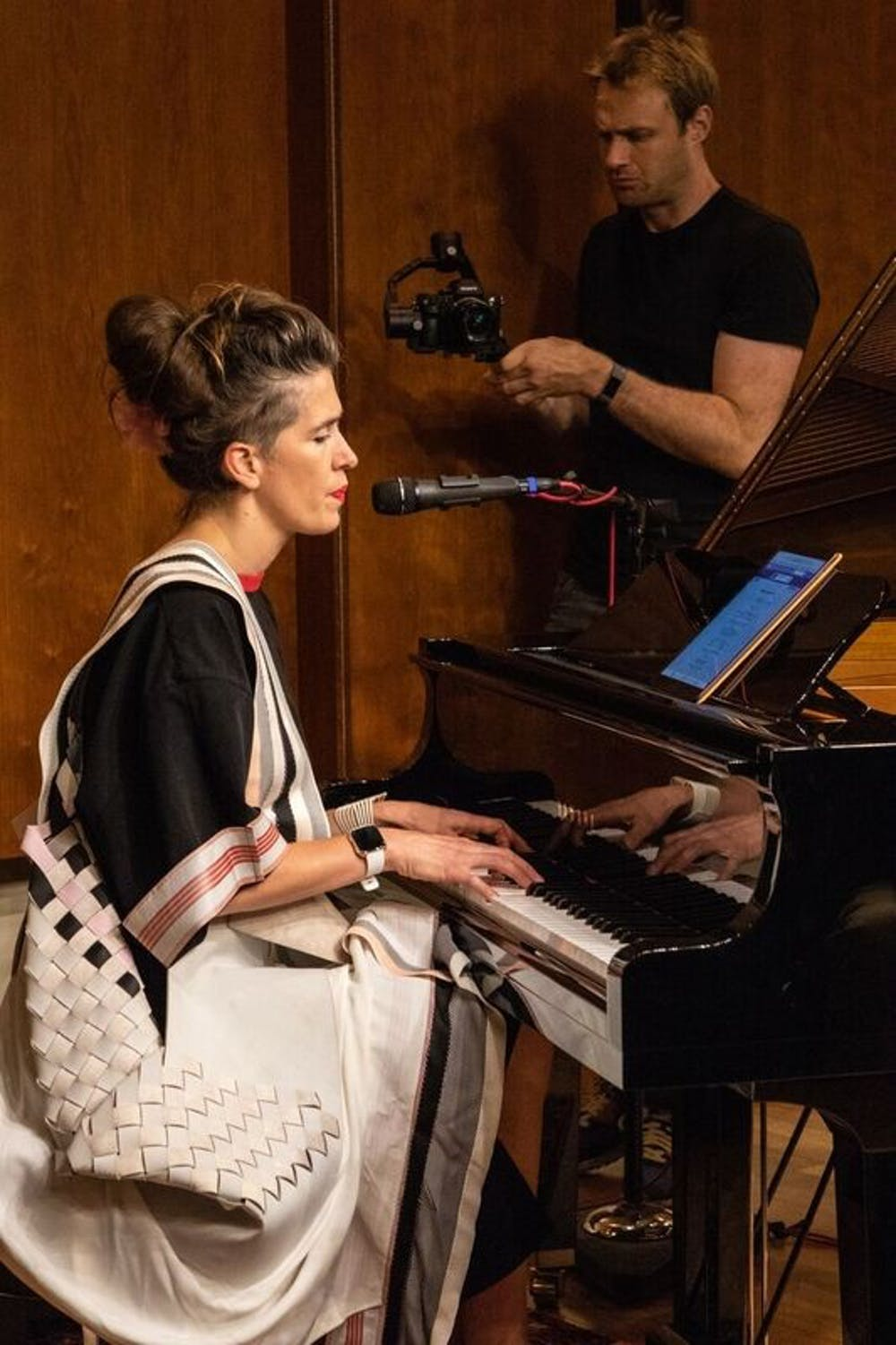 Imogen Heap teams up with University's Audio Technology Department to host private performance