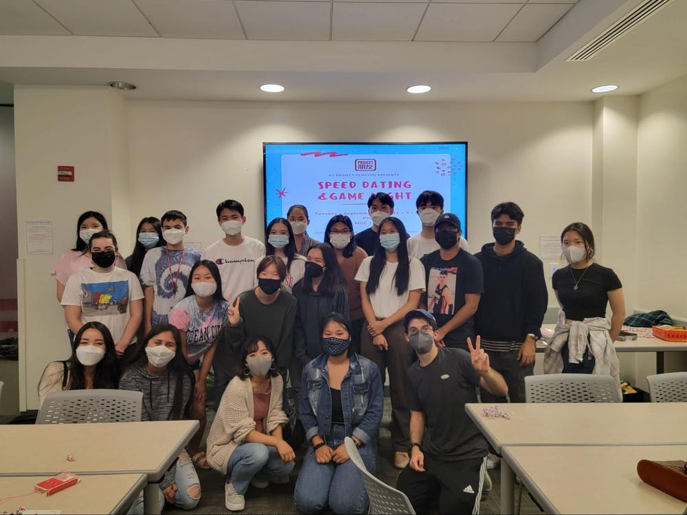 Project Pengyou welcomes new and returning students during its first in-person event since the pandemic