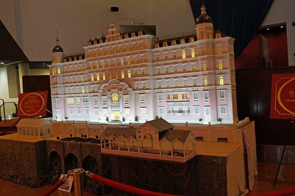 "The M&M Report: ""The Grand Budapest Hotel"""