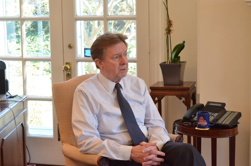 Search continues for AU's next president