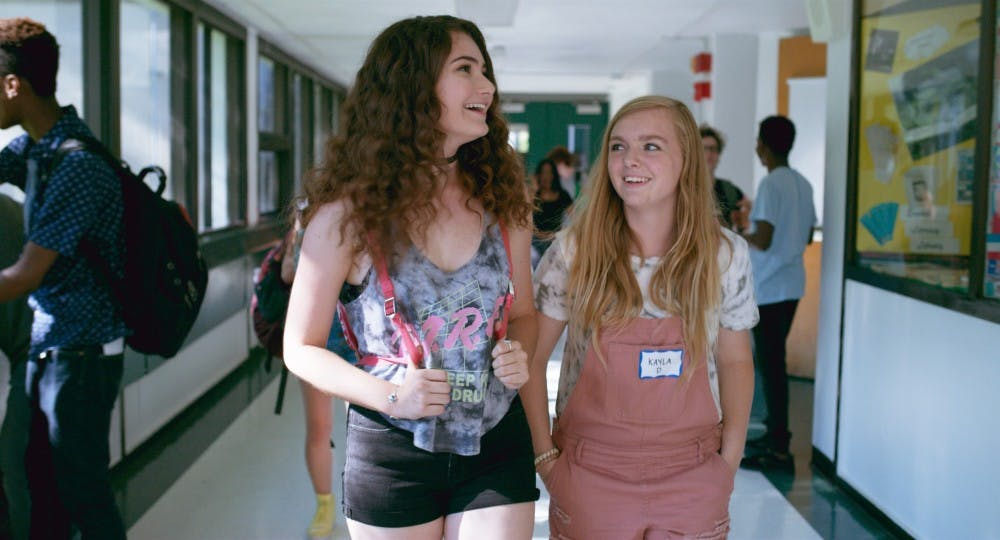 """Eighth Grade"" makes nervous 13-year-olds of us all"