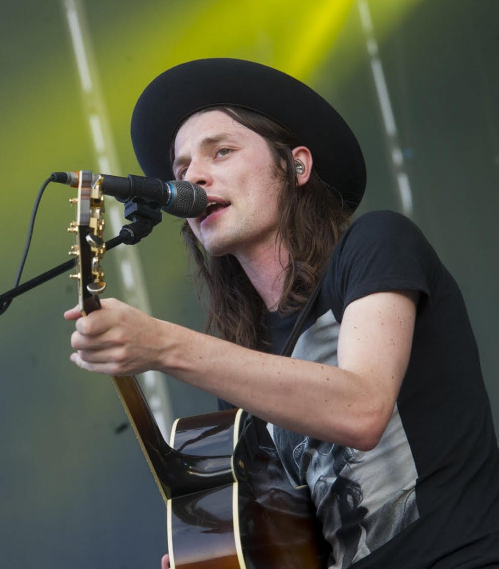Singer-songwriter James Bay to play The Anthem Friday