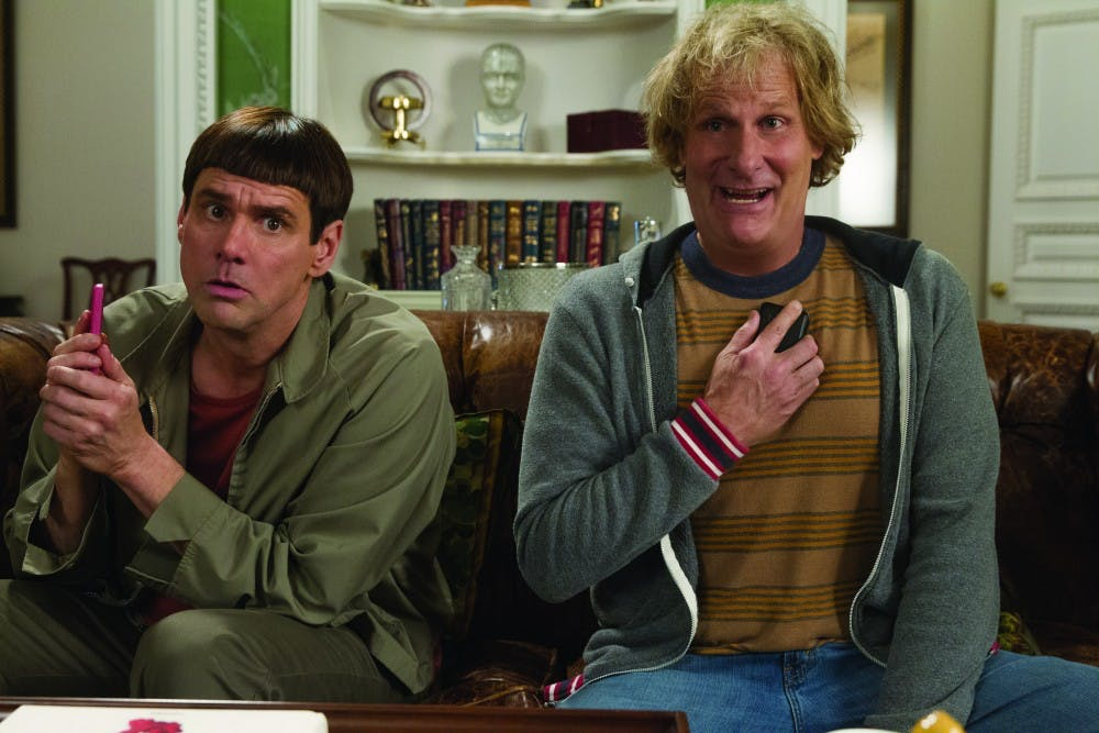"Movie Review: ""Dumb and Dumber To"""
