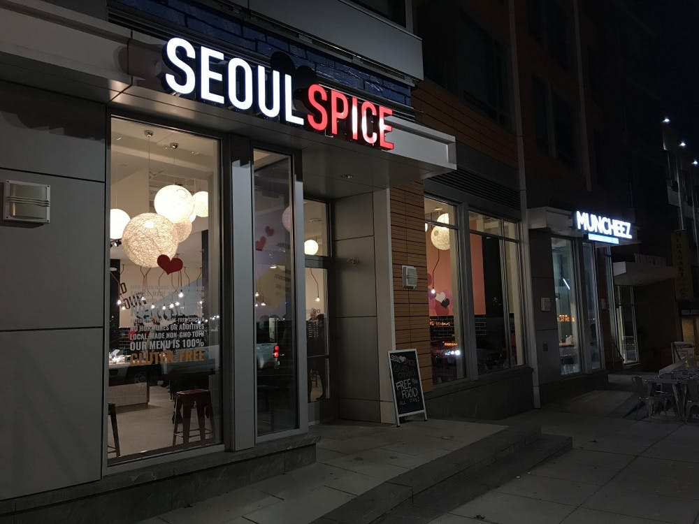 SEOULSPICE opens new Tenleytown location