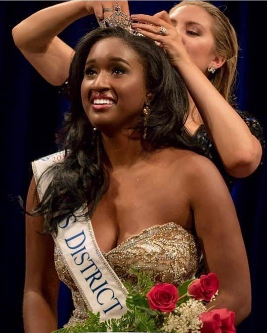 AU grad student places third runner-up in Miss America pageant